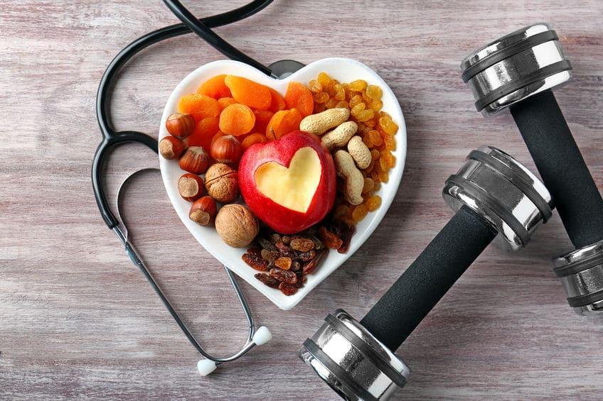 dieta choroby układu krwionośnego