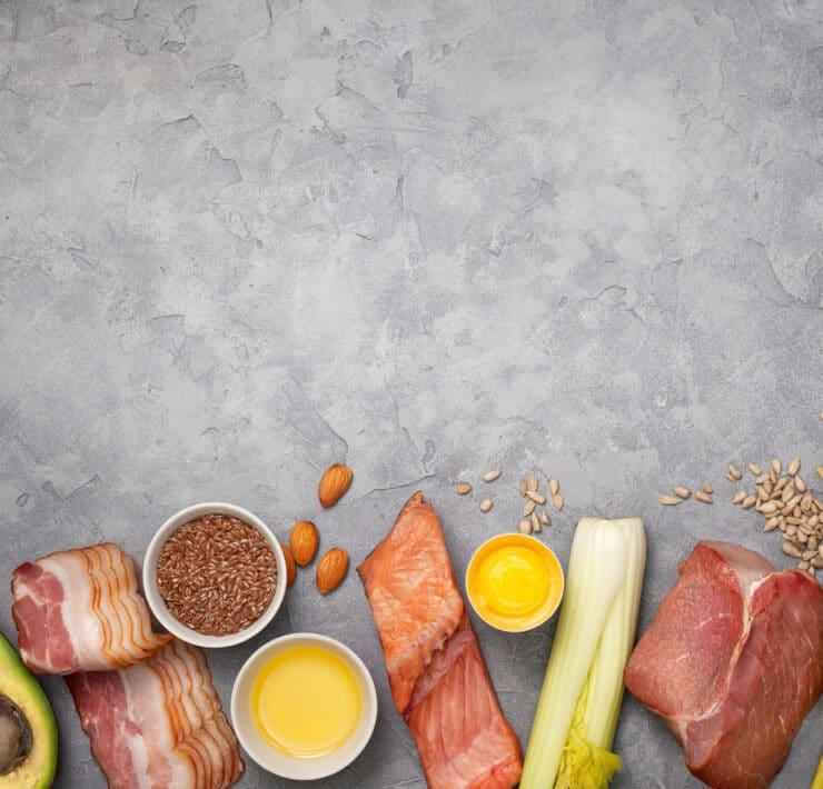 dieta ketogeniczna dermatologia