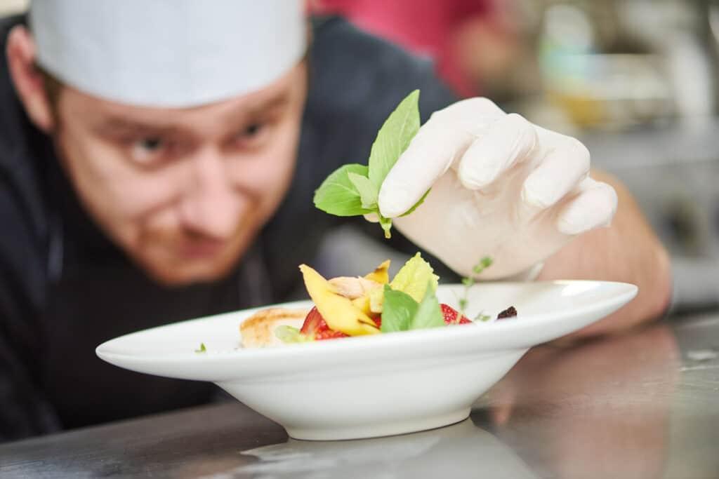 slow food restauracja