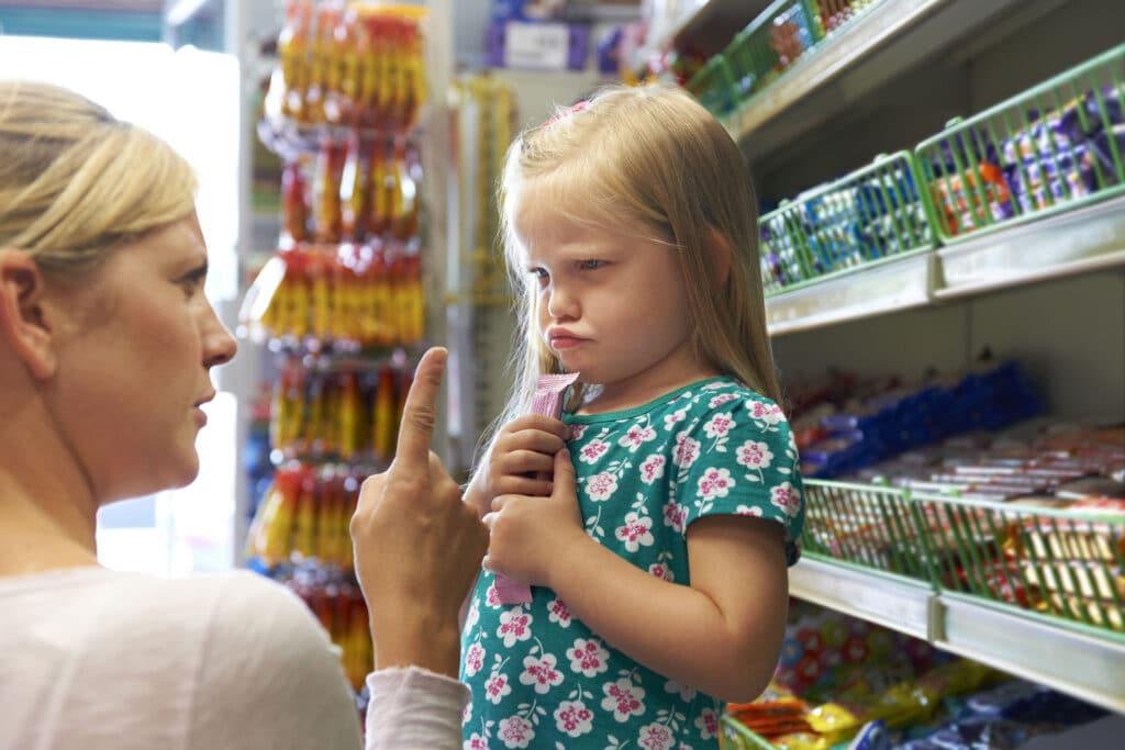 jak oduczyć dzieci słodyczy