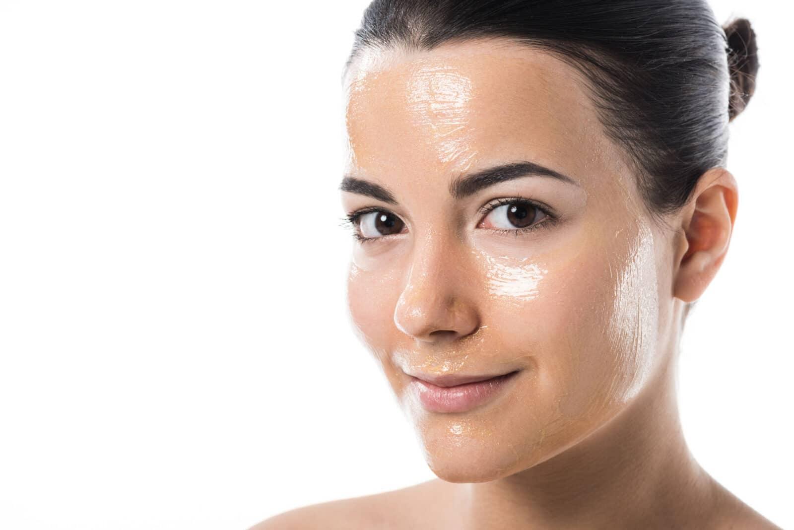 miód dla zdrowia skóry