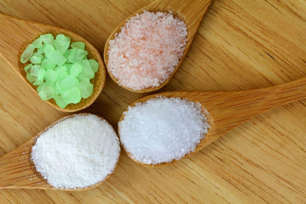 sól rodzaje