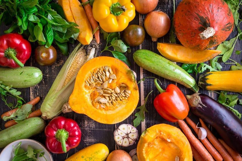 warzywa żywność
