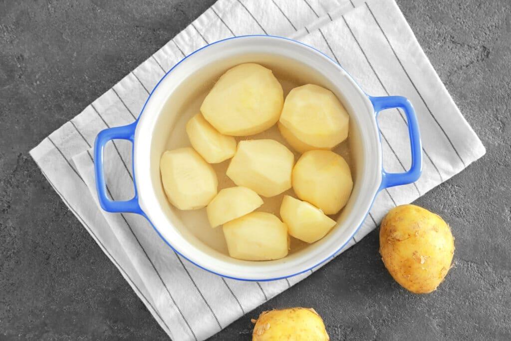 ziemniaki błonnik