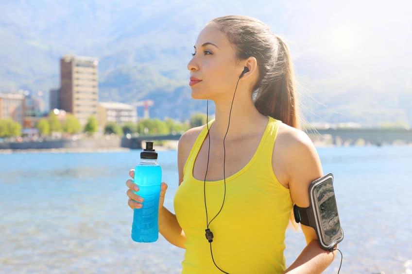 napoje izotoniczne elektrolity sport