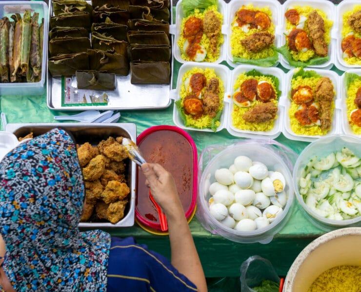 żywność halal