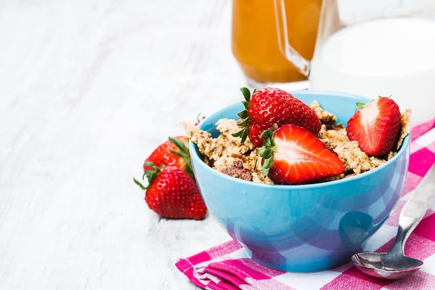 zdrowe śniadanie postanowienia noworoczne