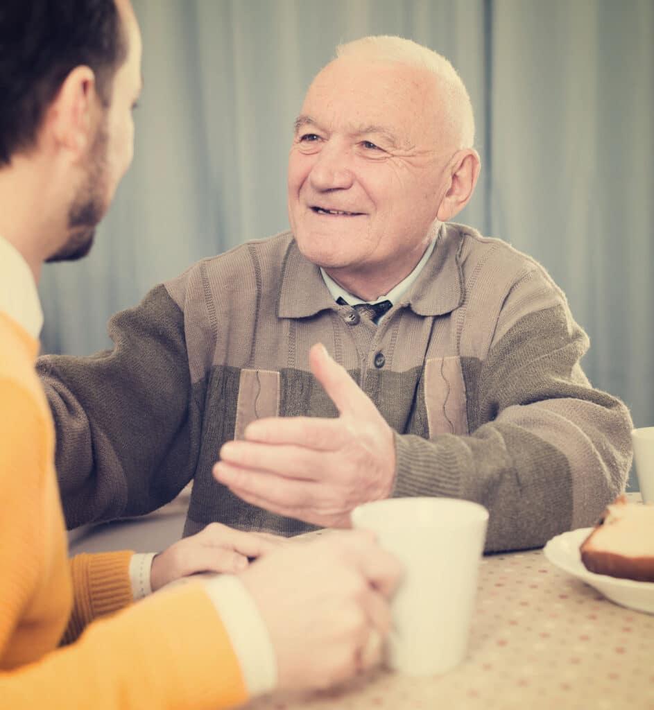 życie społeczne starzenie się