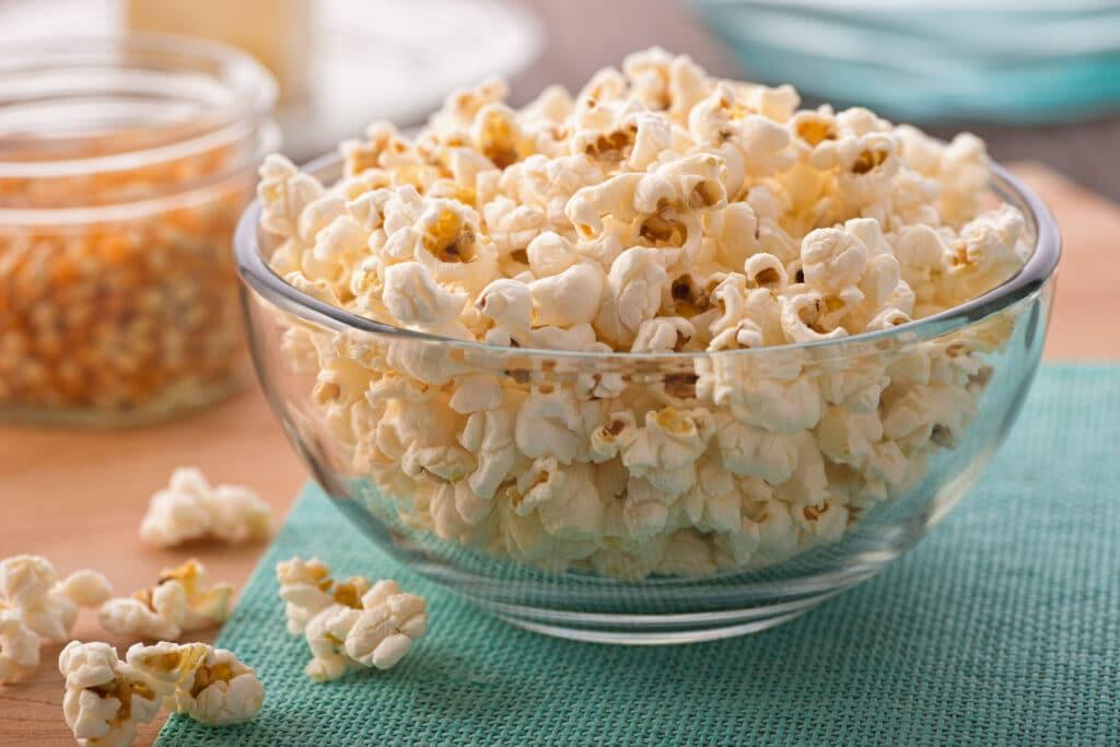 popcorn kukurydza