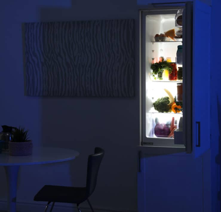zespół nocnego jedzenia