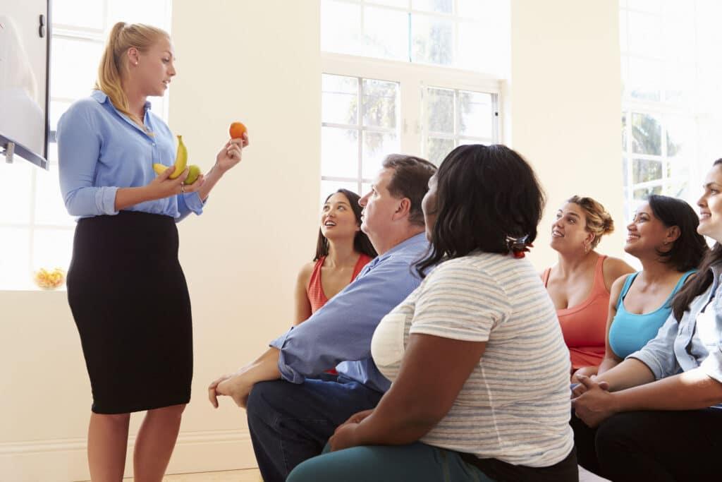 otyłość coaching