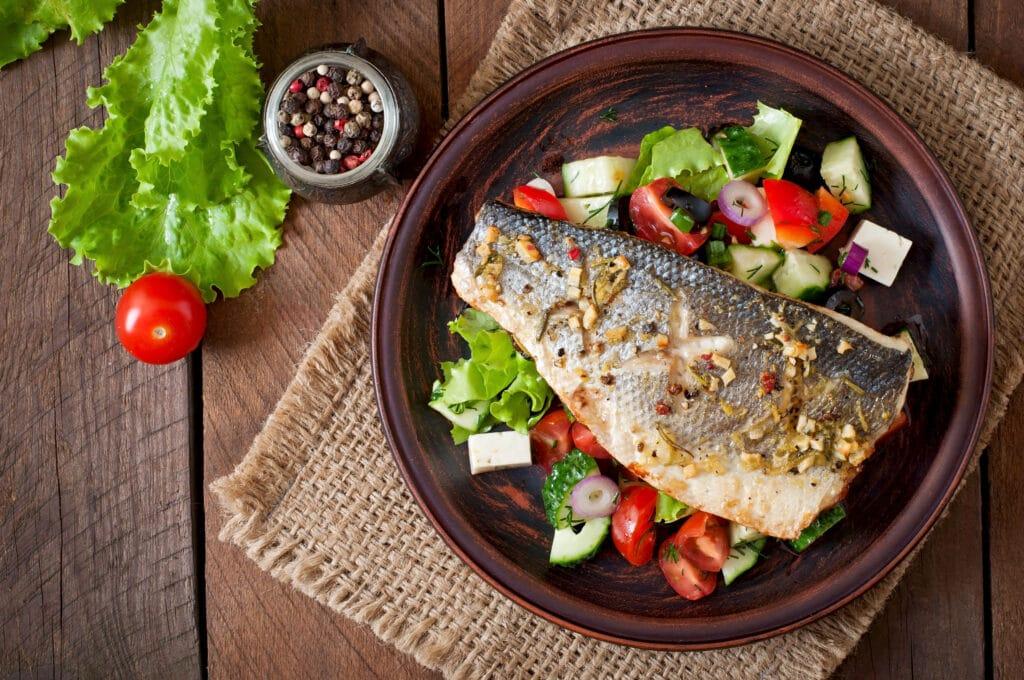 tłuszcze trądzik dieta