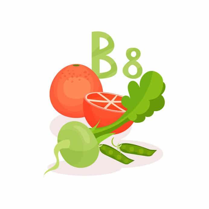 witamina b8