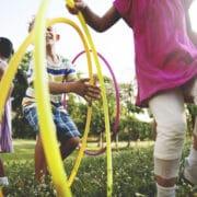 dzieci zabawa