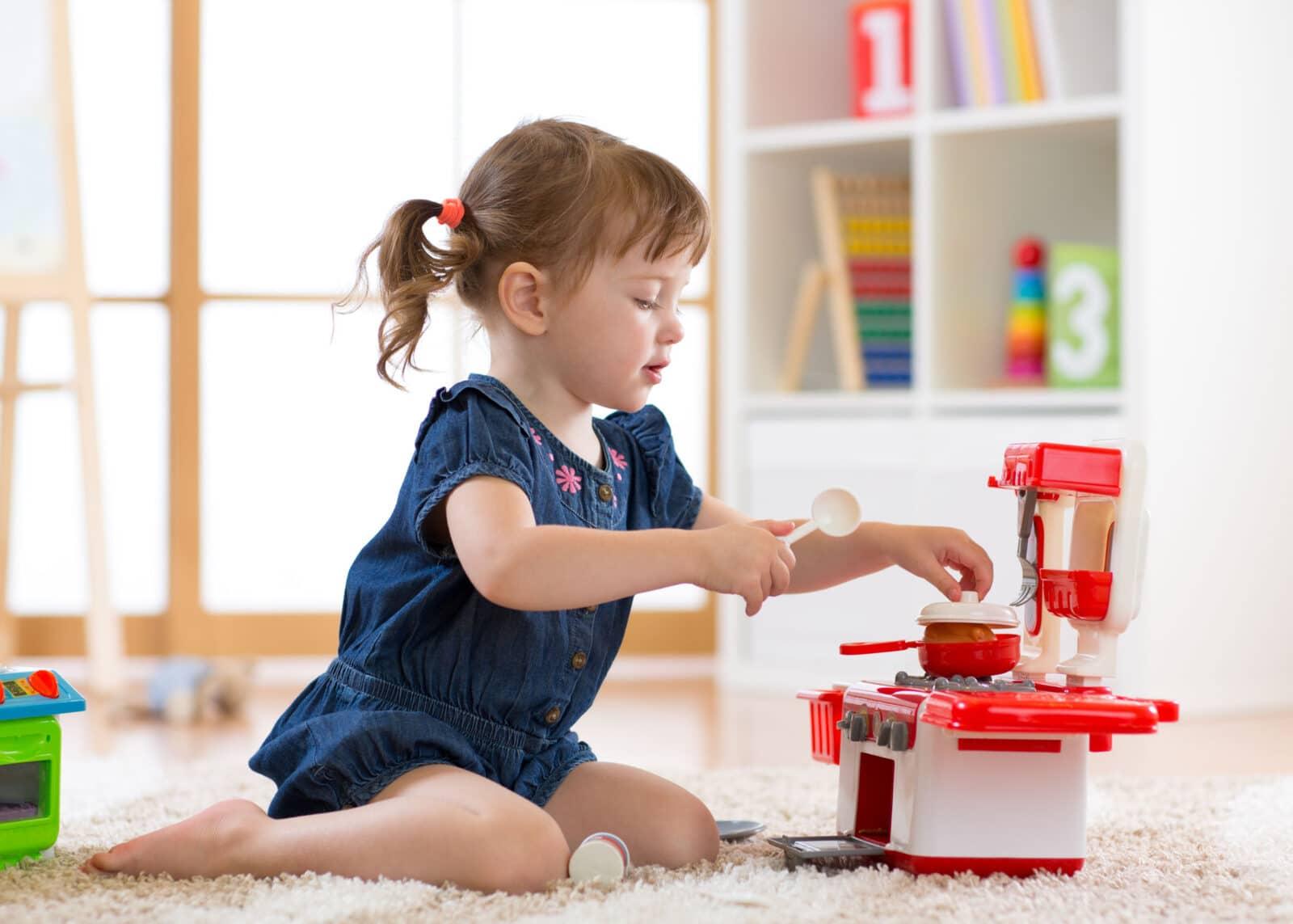 dziecko kuchnia