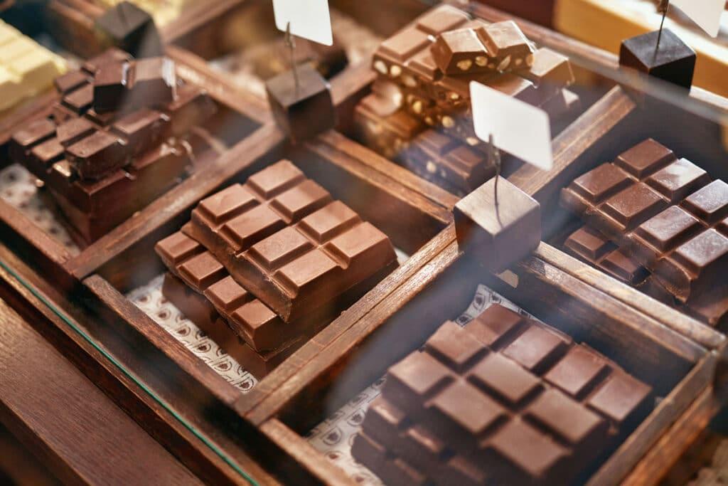 zachcianki żywieniowe czekolada