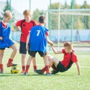 żywienie młodego sportowca