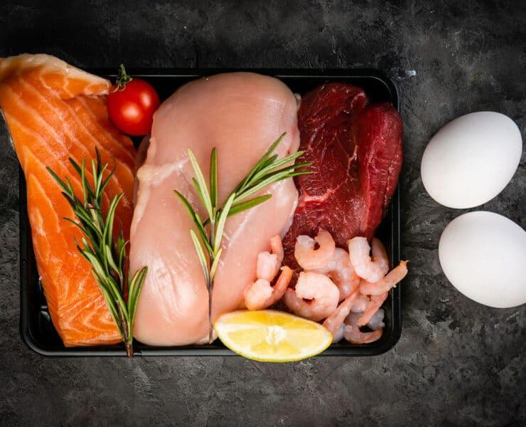 dzienne zapotrzebowanie na białko