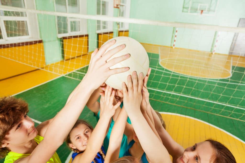 sport młodzież
