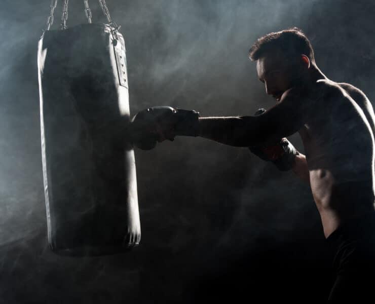 żywienie w sportach walki