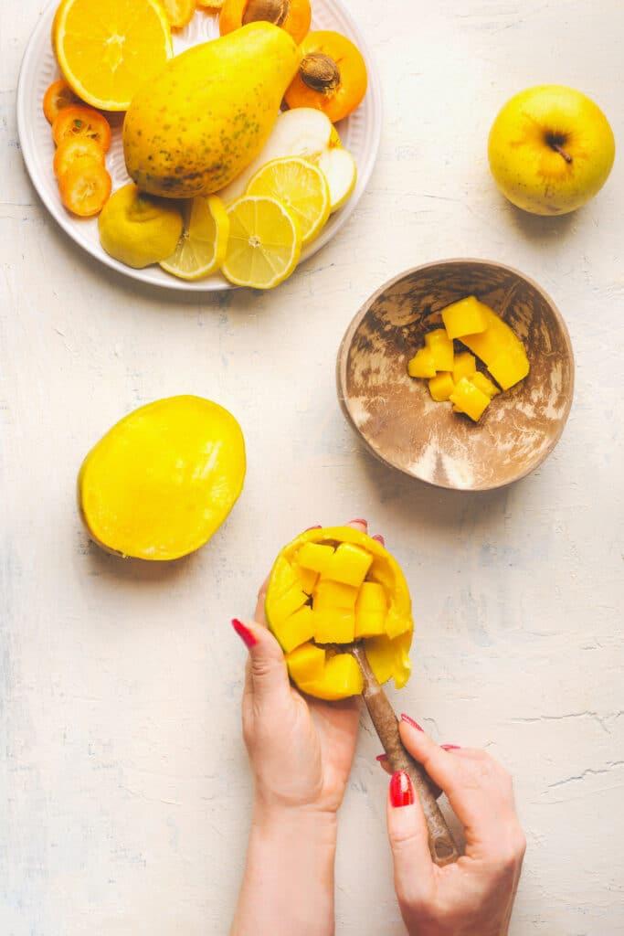 jak kupować mango