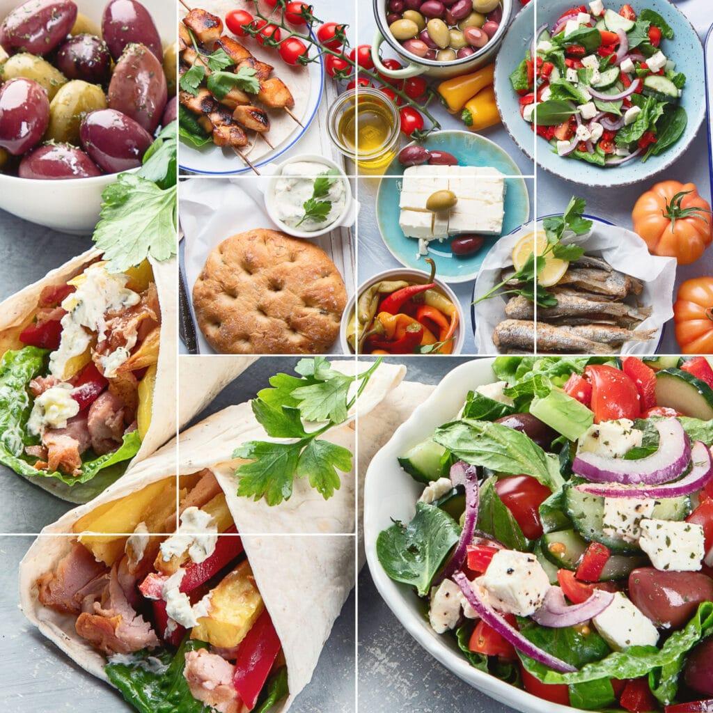 dieta śródziemnomorska miażdżyca