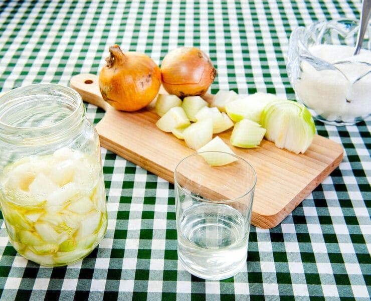 syrop z cebuli przepis