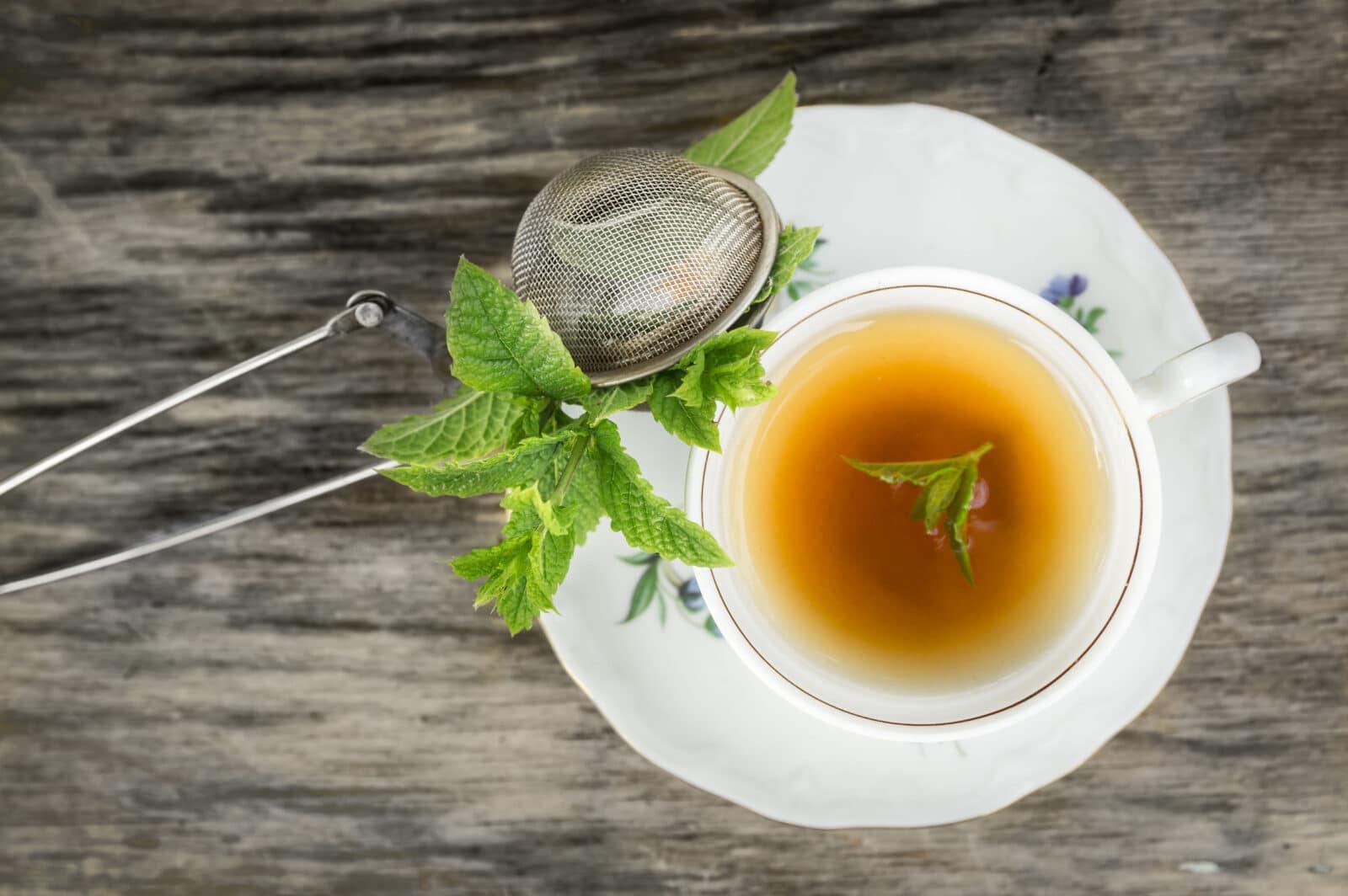 herbata miętowa