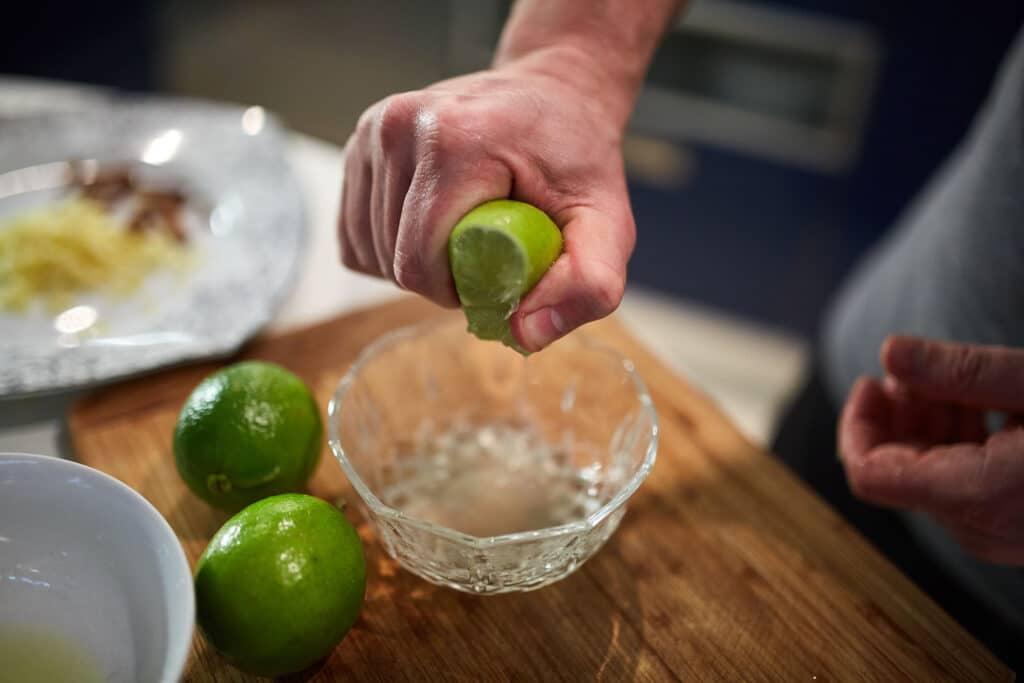 limonki kuchnia