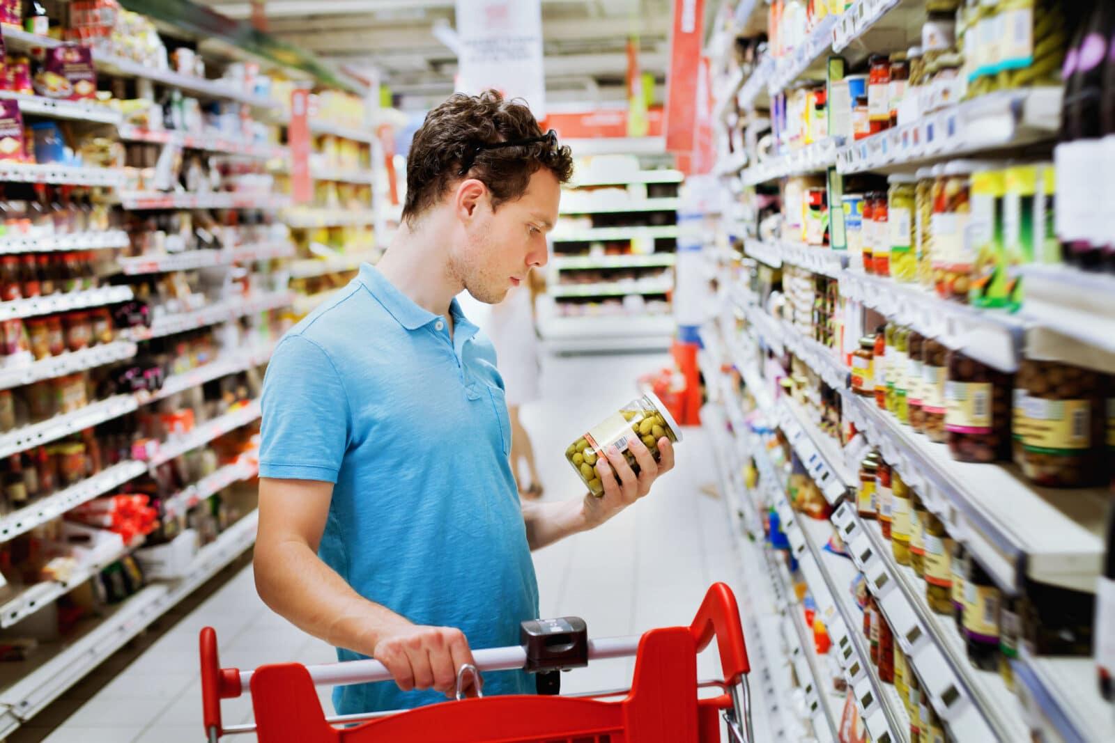 etykieta żywności