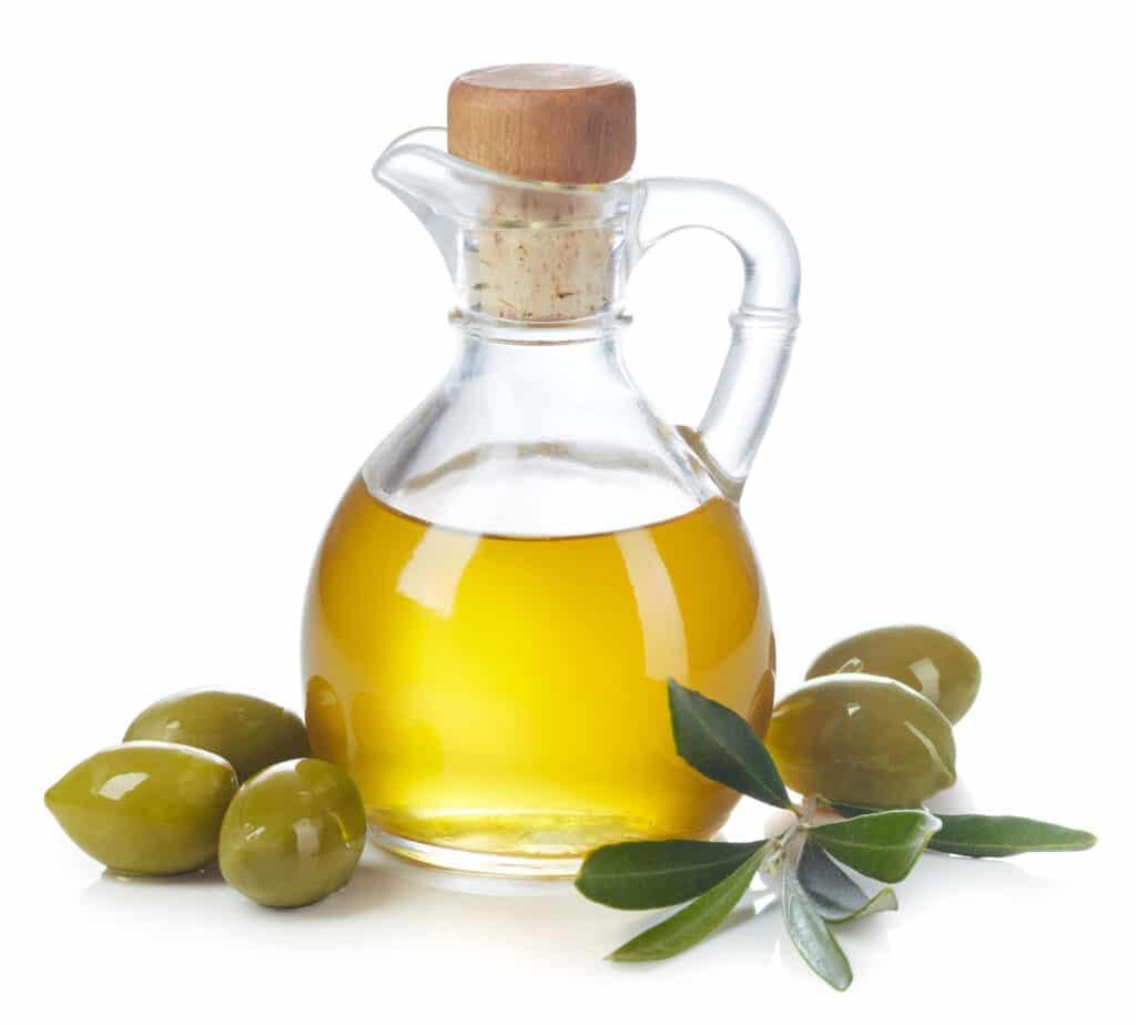 oliwa z oliwek tłoczona na zimno