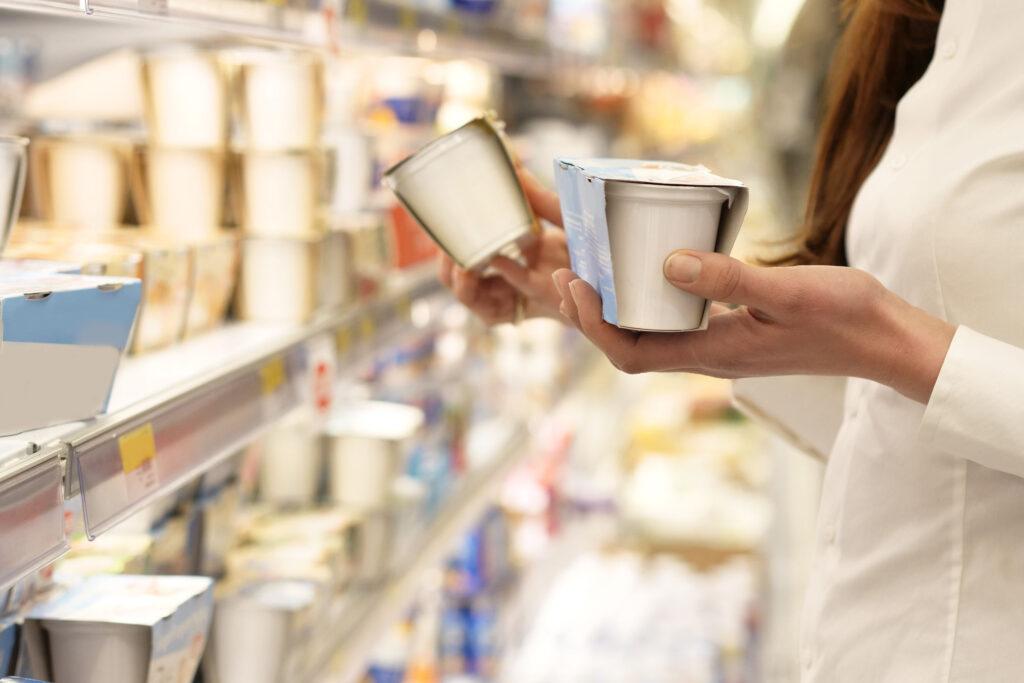 etykiety spożywcze zasady