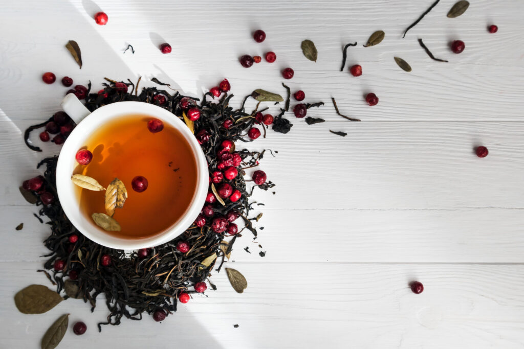 herbata borówka brusznica