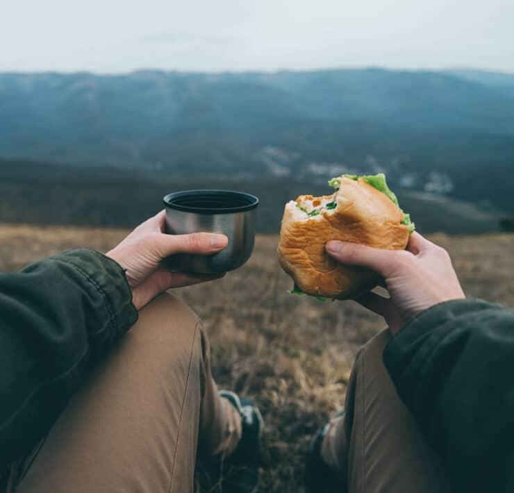 co zabrać w góry do jedzenia