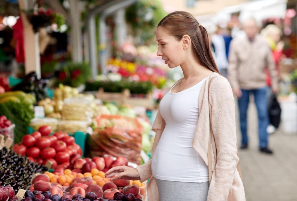 dieta w ciąży zdrowie
