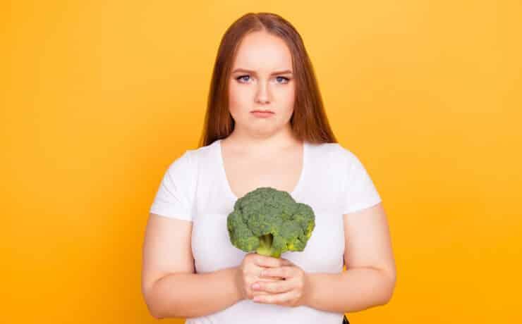 czego należy nie jeść aby schudnąć