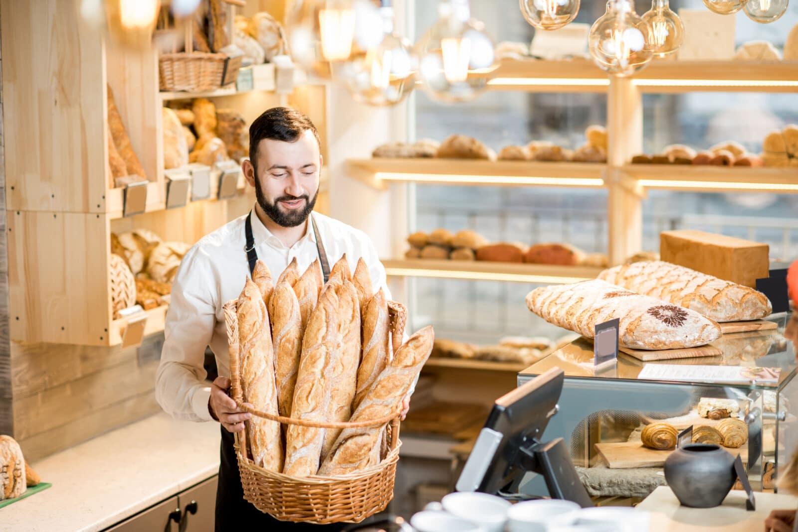 jak kupować chleb