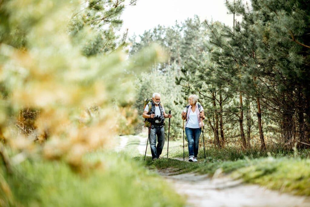 aktywność fizyczna osób starszych