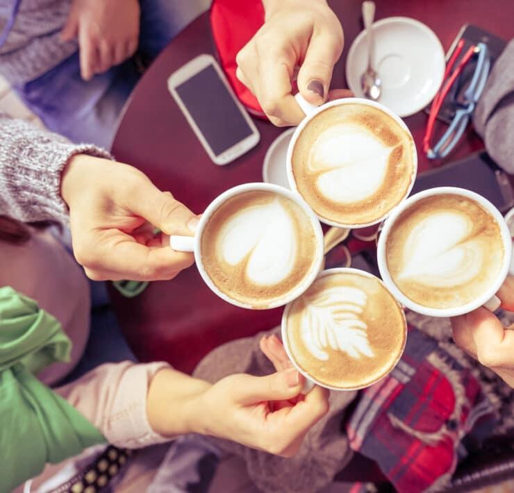 czy kawa bezkofeinowa jest zdrowa