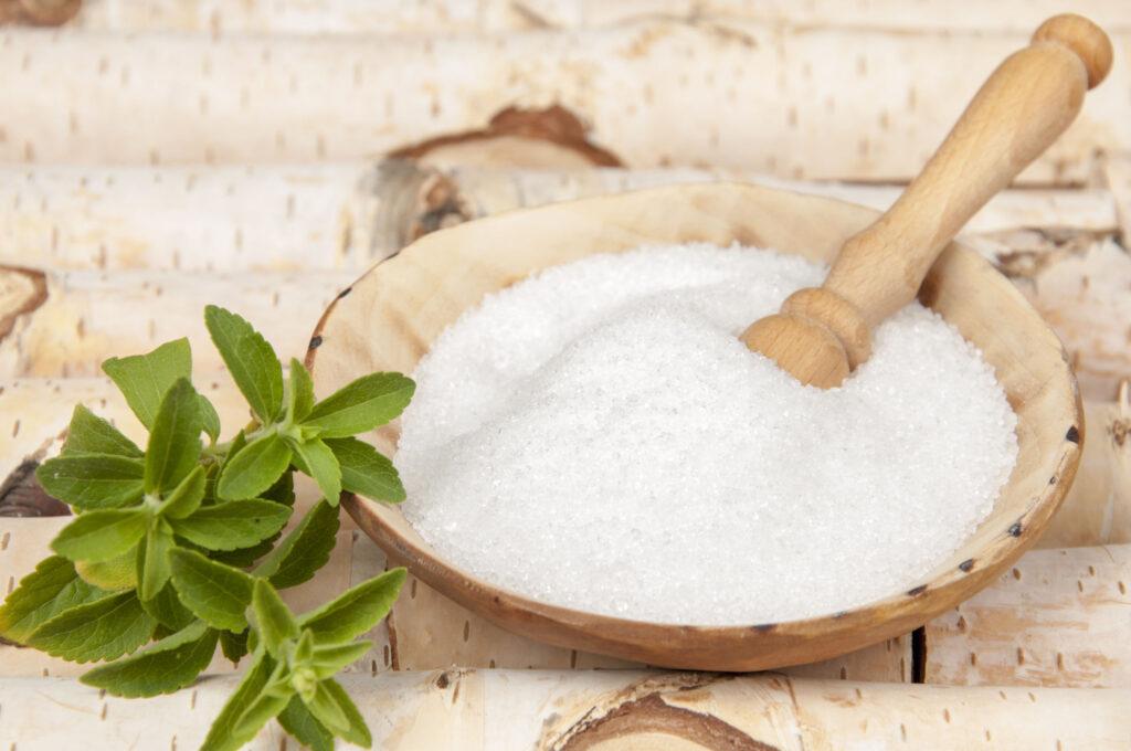 ksylitol zdrowe cukry