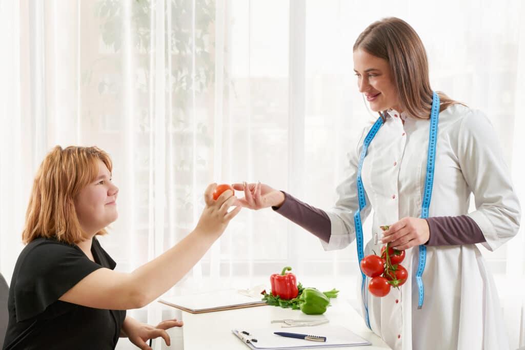 dietetyk rozmowa