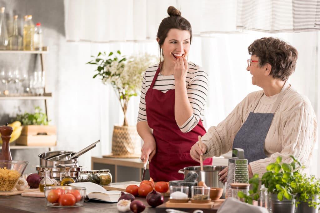 comfort food rodzinne gotowanie