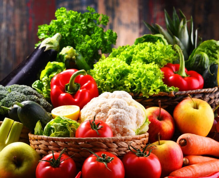 dieta roślinna choroby serca