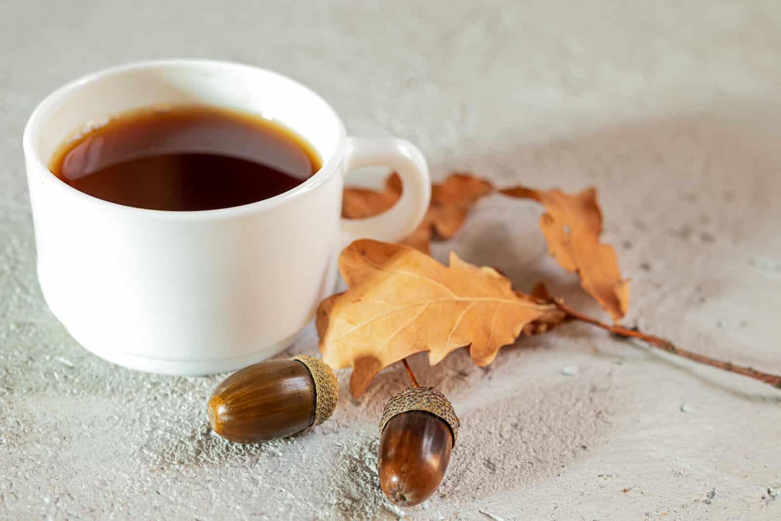 kawa żołędziowa