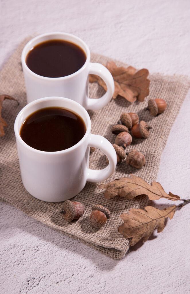 przepis na kawę żołędziową