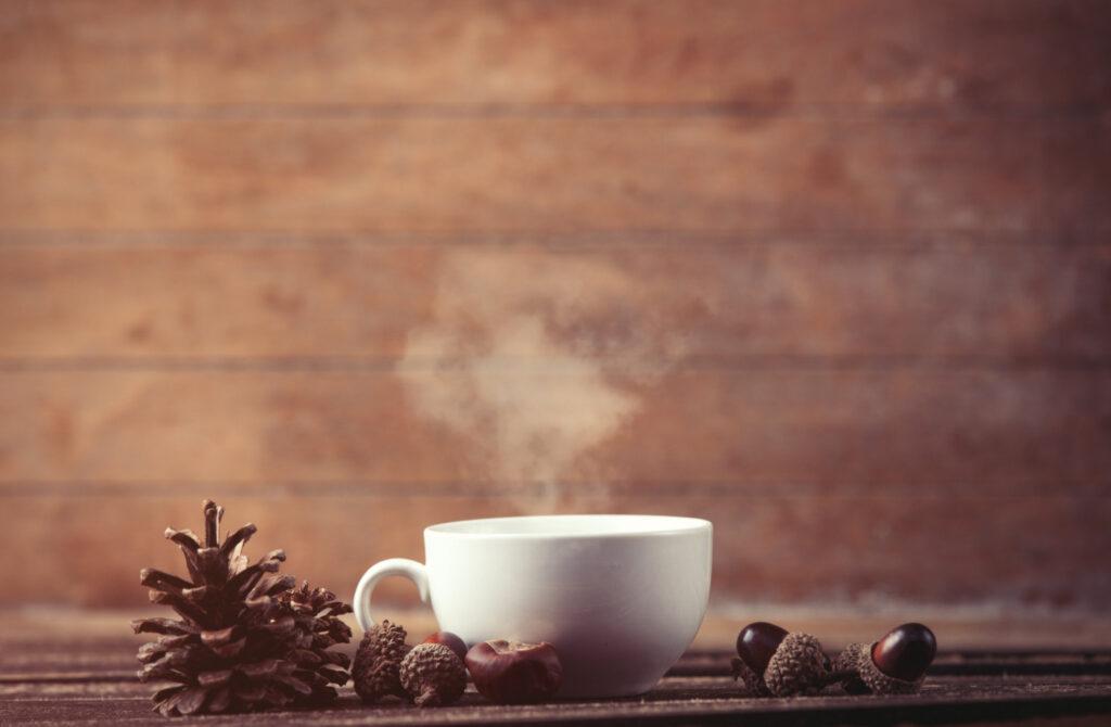 kawa żołędziówka