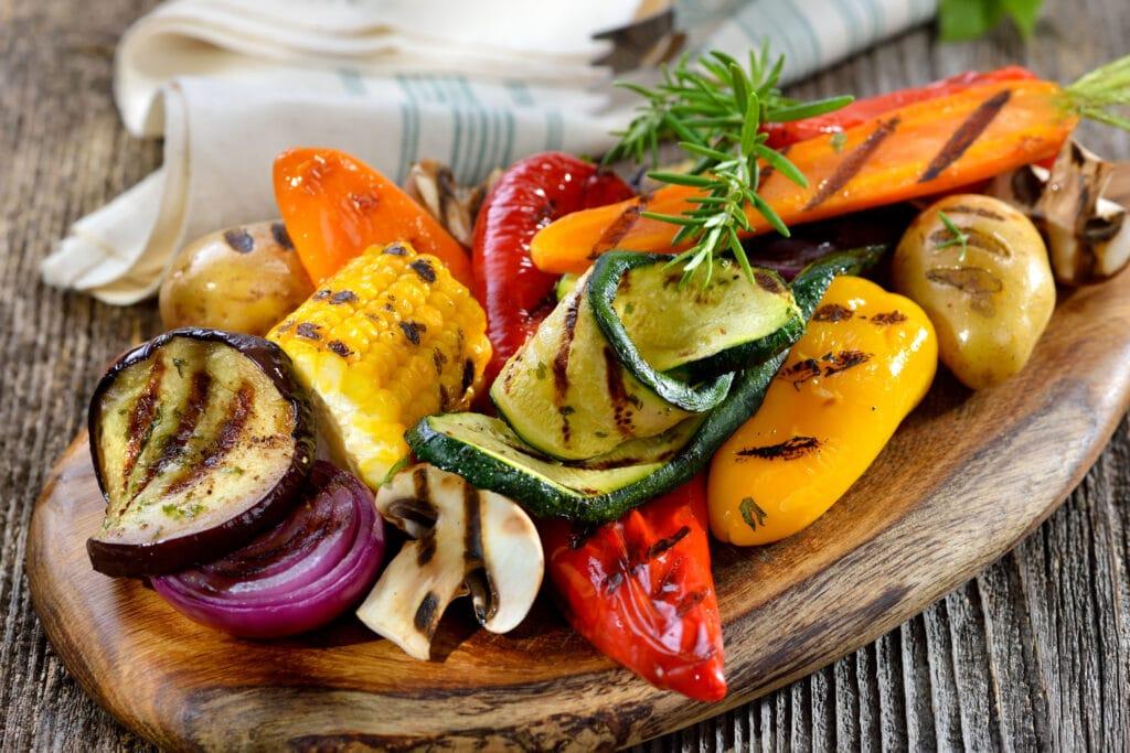 warzywa grillowane czy są zdrowe