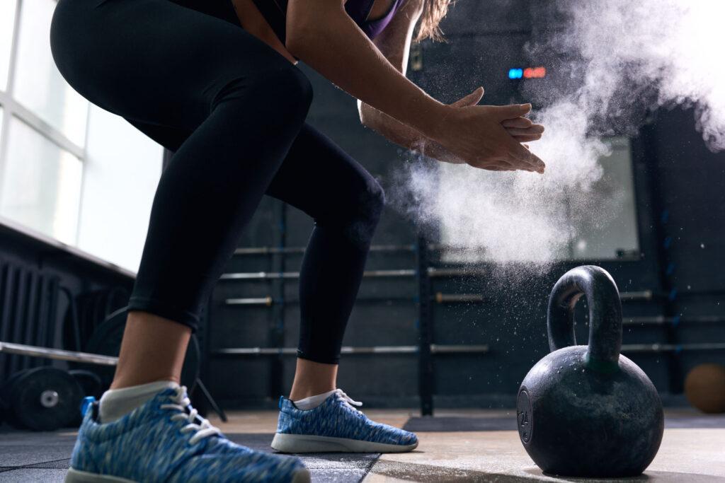 trening siłowy a odchudzanie