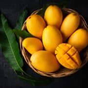 jake jeść mango