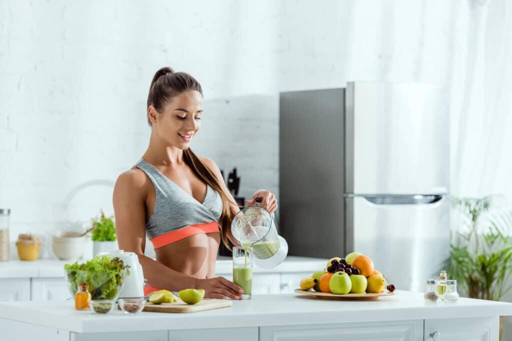 anabolizm mięśniowy dieta